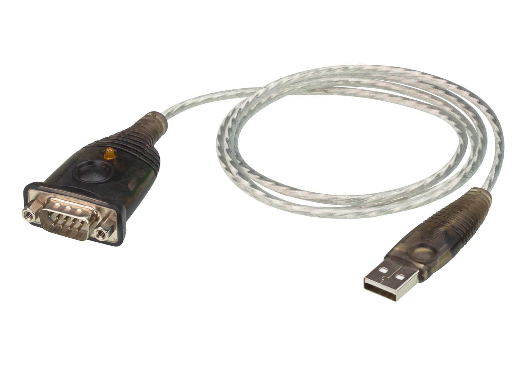 Переходник USB-RS232 для съема показаний со счетчиков ВИСТ