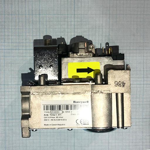 Газовый клапан Honeywell VR4605 CB 1058