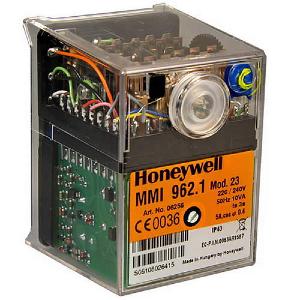 Блок управления горелкой Honeywell Satronic MMI 962.1 Mod 23 – 110V